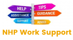 NHP Work Support